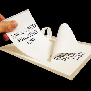 Applied Enclosed Packing Slips