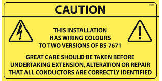 For Caution