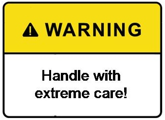 For Warning