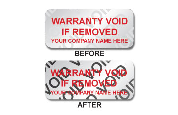 Warranty and security