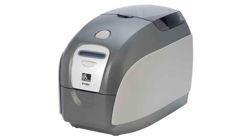 Zebra P110i Card Printer