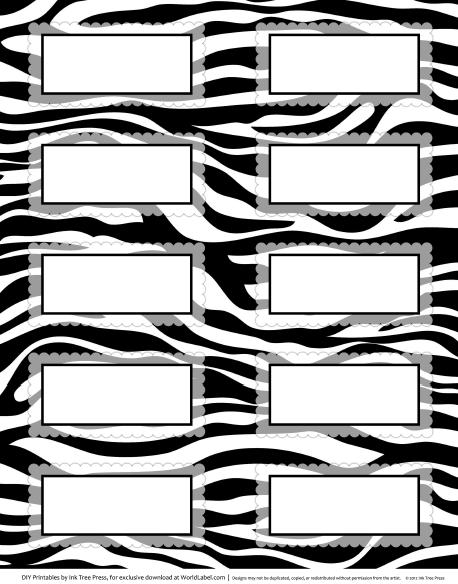 For Zebra printers