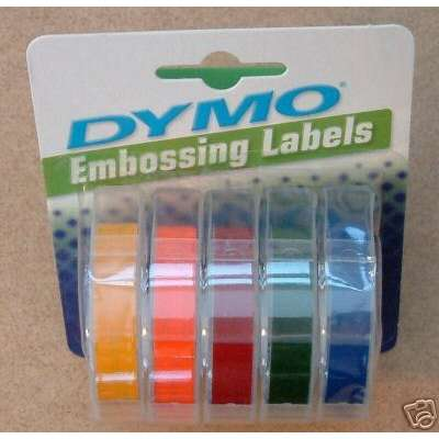 Dymo Labels