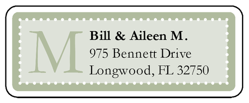 Address-Label
