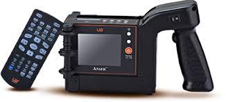 Anser U2 Mobile Inkjet Printer