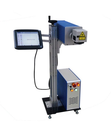 Laser Batch Code Industrial Printer