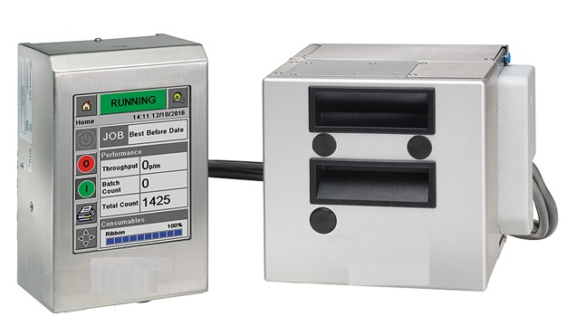 Thermal-Transfer-Batch-Code-Printer