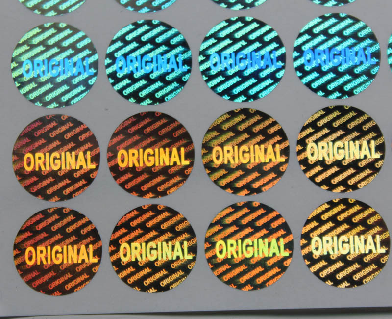 Holographic-Stickers