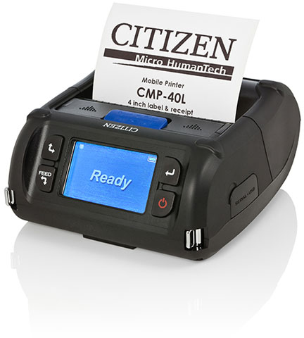 Citizen CMP30 Barcode Printer