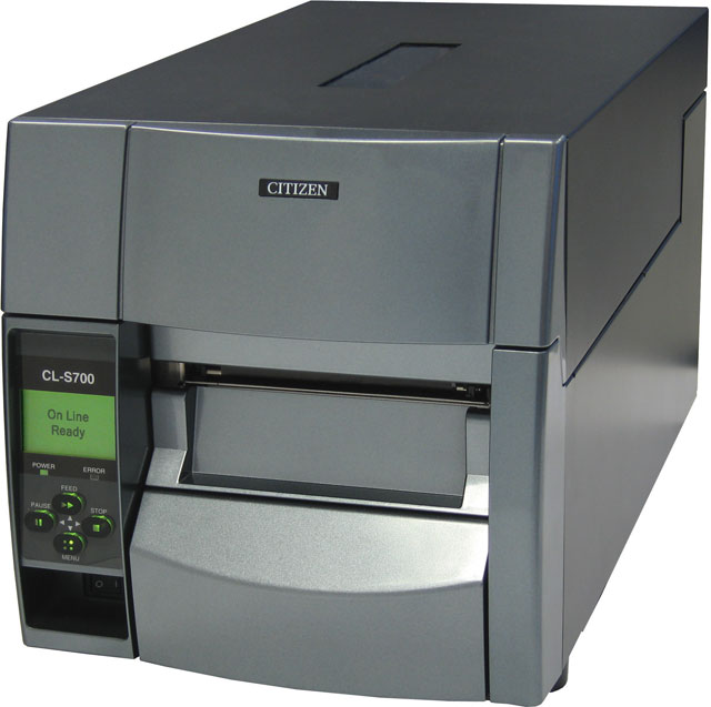 CITIZEN CLS 700DT Barcode Printer