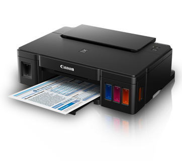 Canon PIXMA G1000 Inkjet Printer