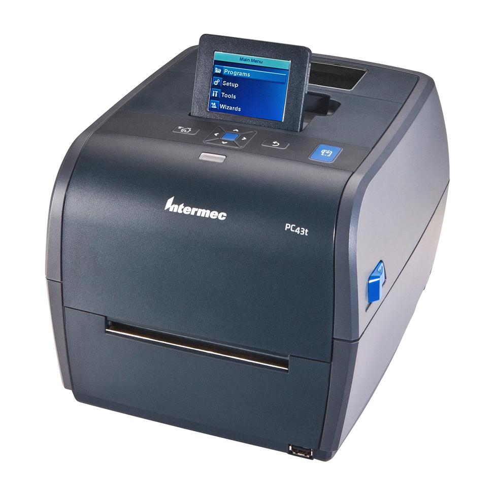 Honeywell PC43t Barcode Printer