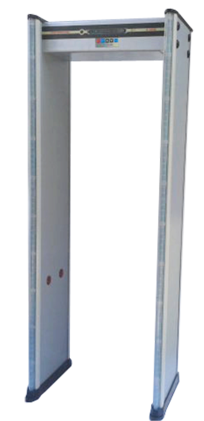 Multizone Door Frame Metal Detector SK CHECK 666