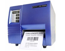 Challenger 4203E Barcode Printer
