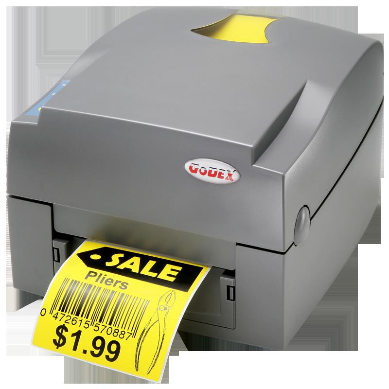 Godex EZ 1100 Plus Barcode Printer