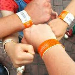 AMUSEMENT WRISTBAND