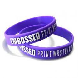 SILICONE DESIGN WRISTBANDS