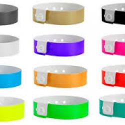 REGULAR PLASTIC WRISTBANDS