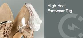 High Heel Footwear Tag