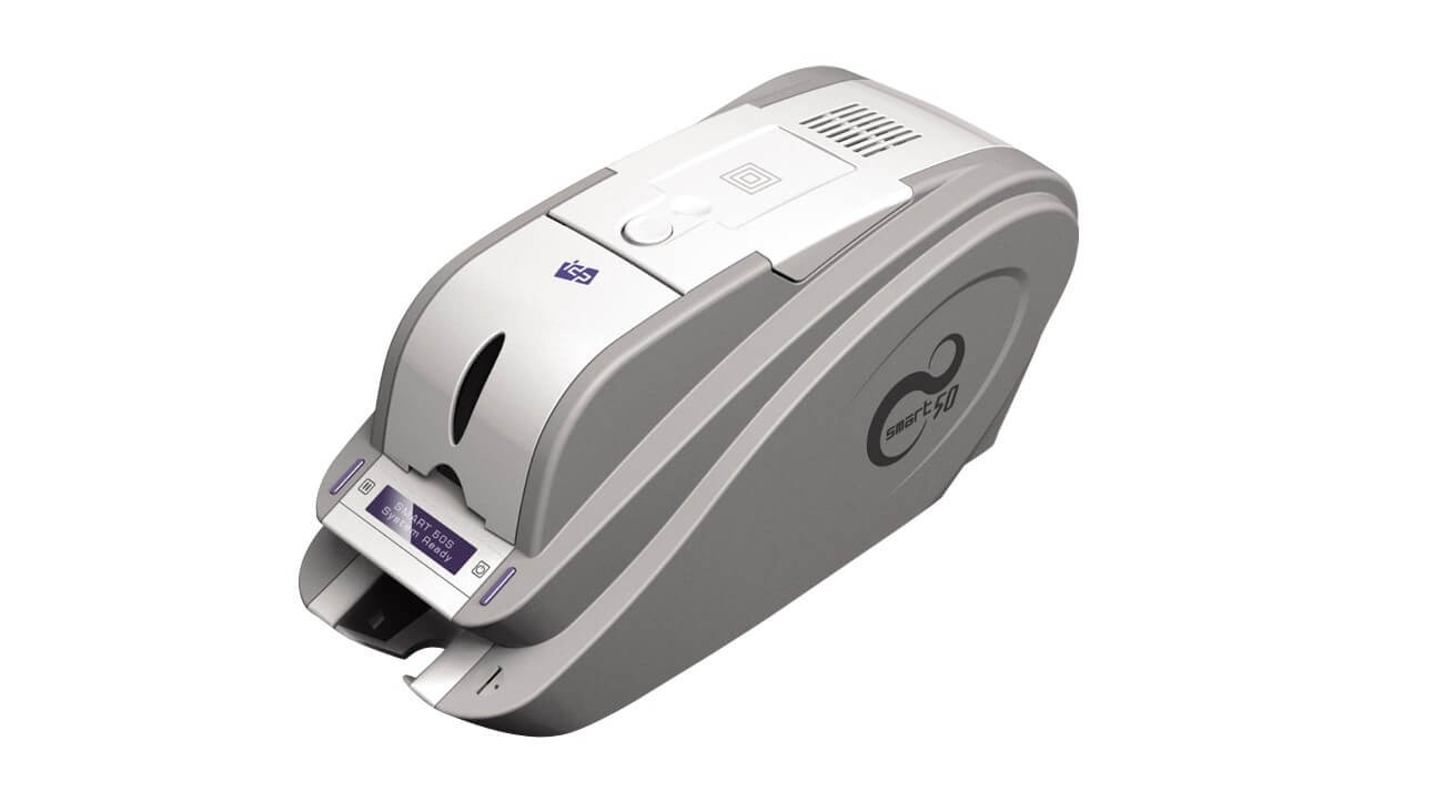 IDP Smart 50D Card Printer