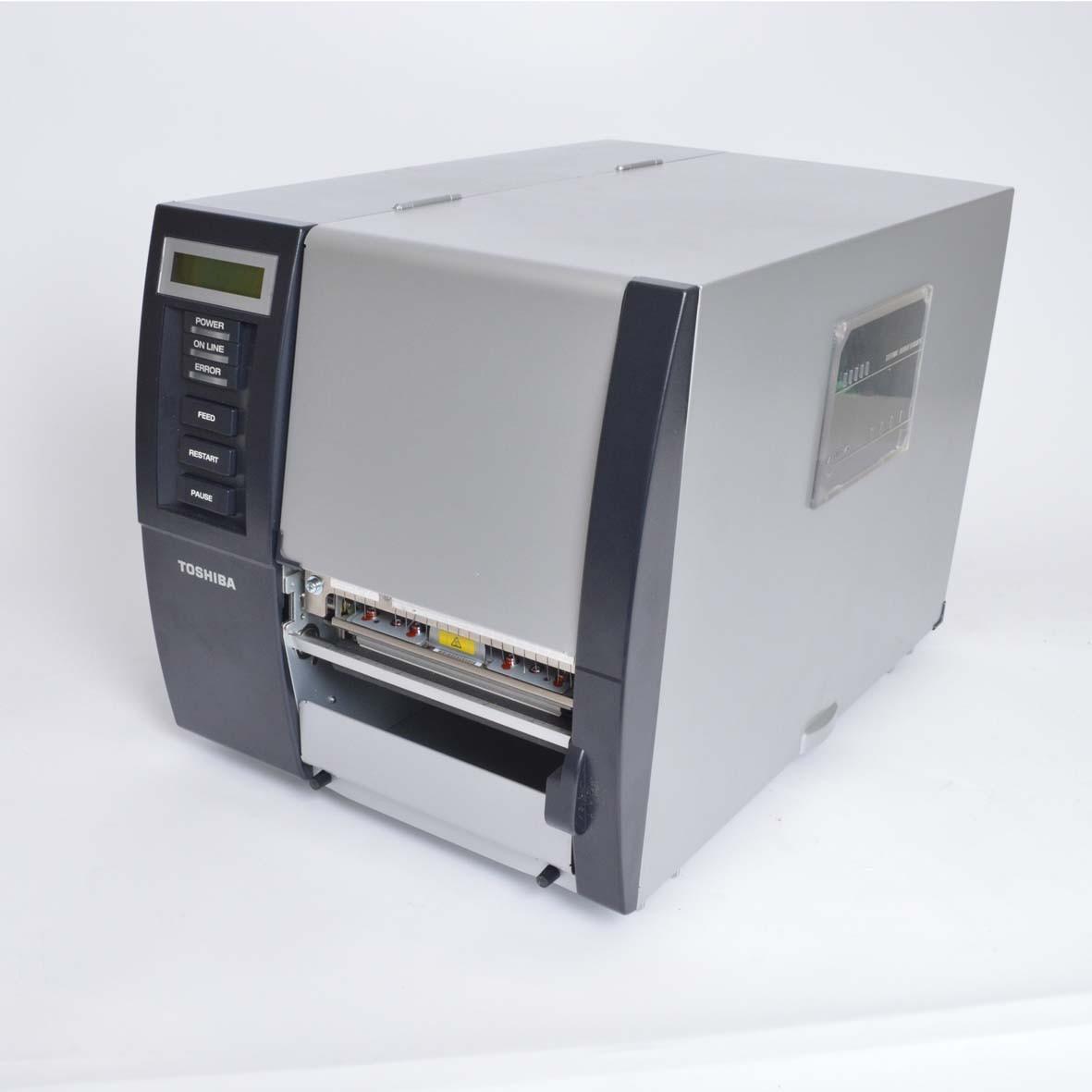 TOSHIBA TEC B SX4T Barcode Printer