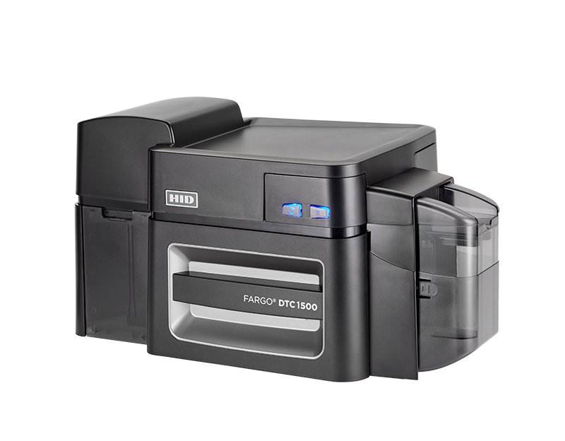 Fargo DTC1500e Card Printer