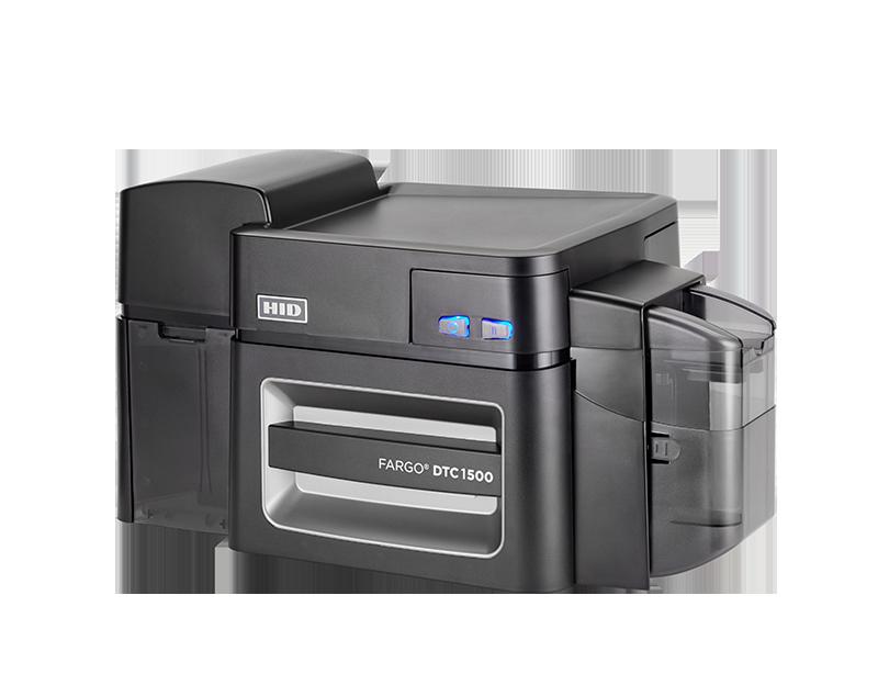 Fargo DTC1500e Card Printer