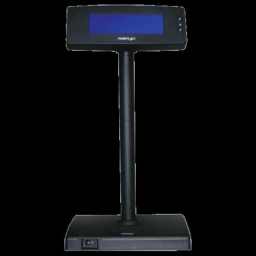 PD7600 Pole Display