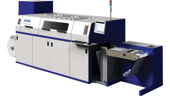 Epson SurePress L 4033A Digital Label Press