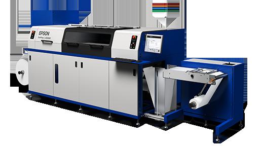 Epson SurePress L 4533AW Digital Label Press