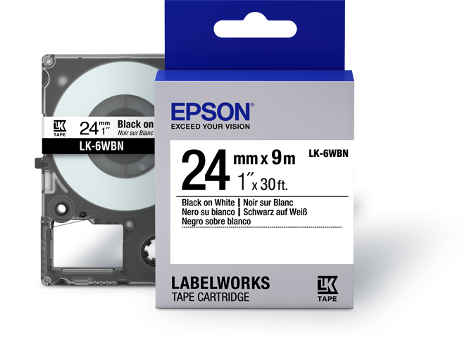 Epson LK Tape Cartridge