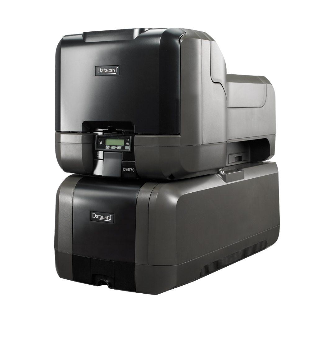 Datacard CE870 Card Printer