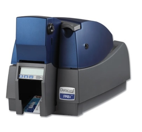 Datacard FP65i Card Printer