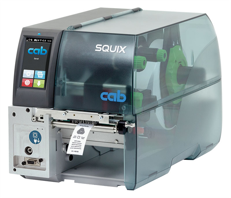 Cab Squix 4 MT Label Printer