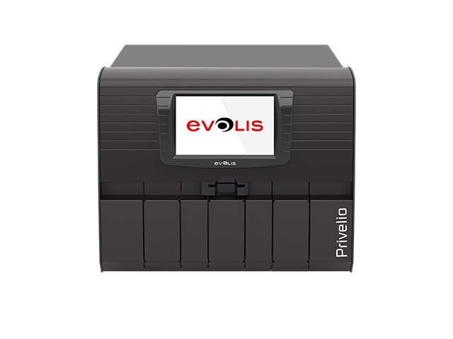 Evolis Privelio Card Printer