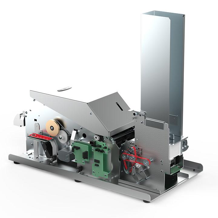 Evolis KM500B kiosk Card Printer
