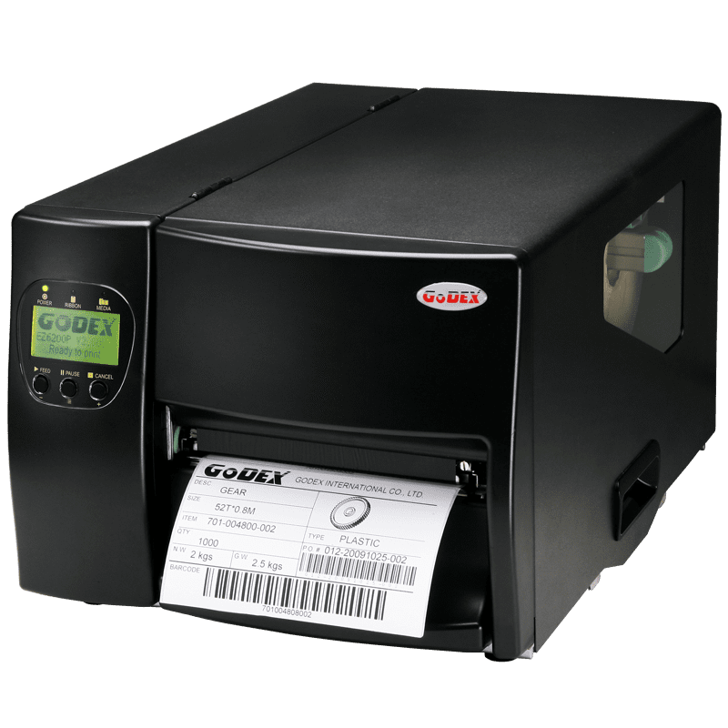 Godex EZ6300 Barcode Printer