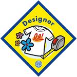 Designer Girlguiding