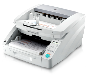 Canon DR G1100 Document Scanner