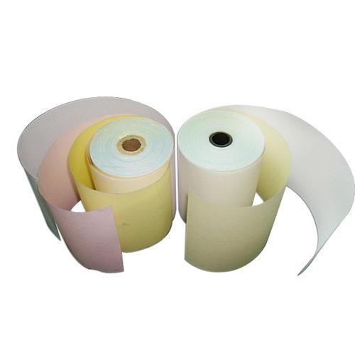 Carbonless Paper Billing Roll