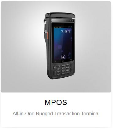 Rugtek MPOS Mobile Terminal