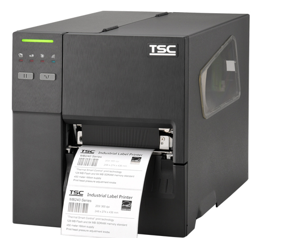 TSC MB 240 Thermal Transfer Label Printer