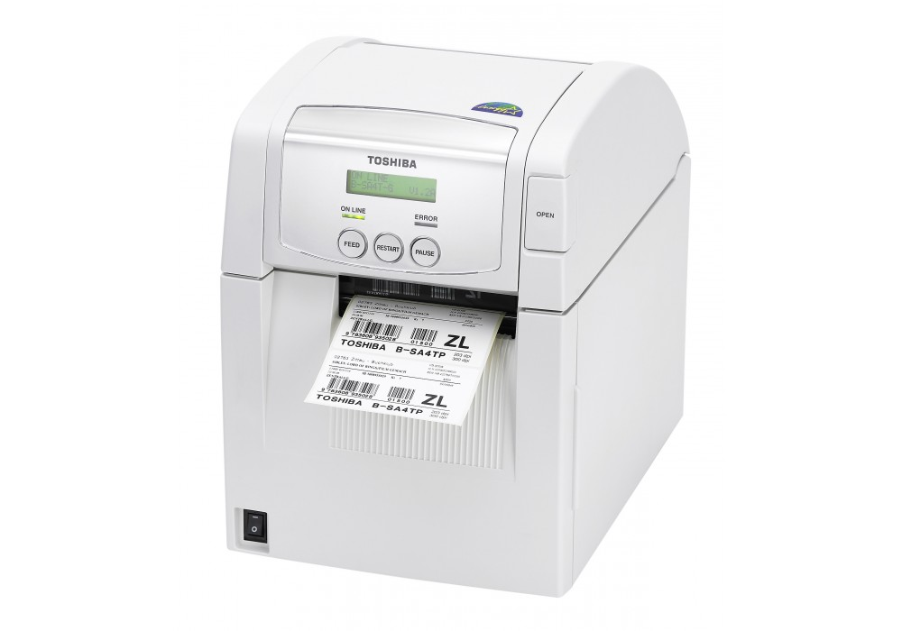 Toshiba B SA4TP Label Printer
