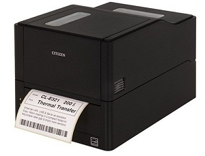Citizen CL E321 Barcode Printer