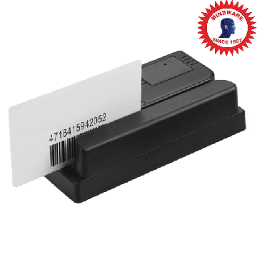 Mindware Barcode Slot Card Reader