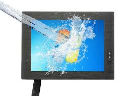 Mindware 8 Resistive Touch Monitor