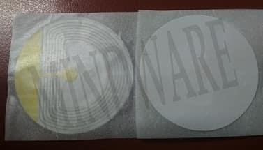 RFID Soft Round Tag