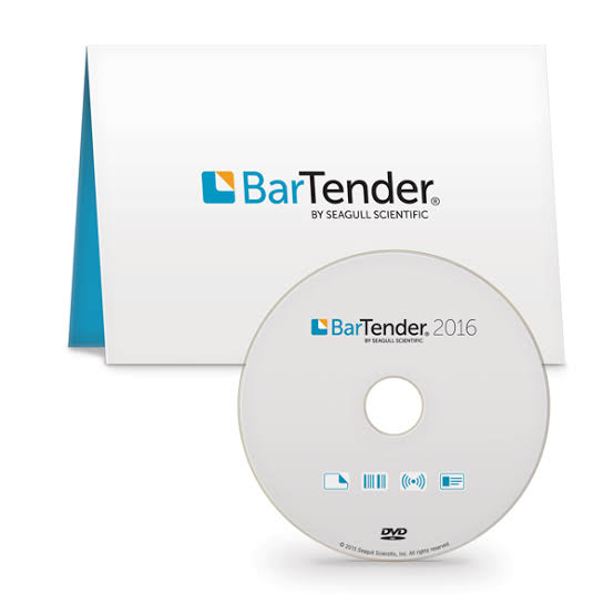 Seagull Scientific BarTender Basic Edition Software