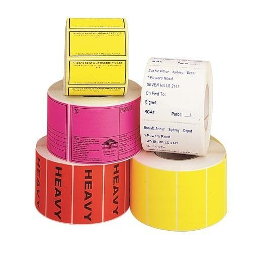 Godex Die Cut Labels