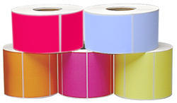 Sato Coloured Thermal Labels